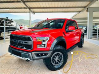 Ford Raptor 802A - 2019 INMACULADA, Ford Puerto Rico