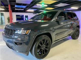 Grand Cherokee 2017, Jeep Puerto Rico
