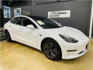TESLA Model 3 Dual Motors, Tesla Puerto Rico