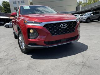 2020 Hyundai Santa Fe , Hyundai Puerto Rico