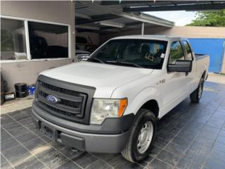 FORD F150 XL 4X4 2014, Ford Puerto Rico