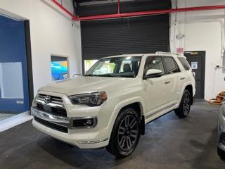 2021 Toyota 4Runner Limited 2WD, Toyota Puerto Rico