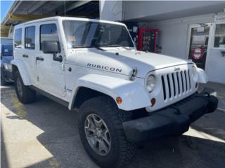 JEEP RUBICON 2013| EXTRA CLEAN, Jeep Puerto Rico