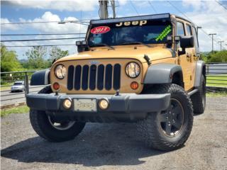 Jeep Wrangler Unlimited Sport 2013 , 676930, Jeep Puerto Rico