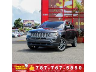 Jeep Compss Limited, Jeep Puerto Rico