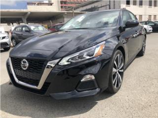 Nissan Altima 2021 desde 28300, Nissan Puerto Rico