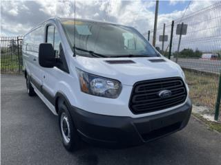 Ford Transit 250 2019, Ford Puerto Rico