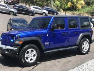 JEEP WRANGLER 2019  Poco Millaje Como Nuevo!, Jeep Puerto Rico