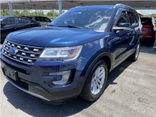 FORD EXPLORER XLT 2016 (SOLO 59K), Ford Puerto Rico