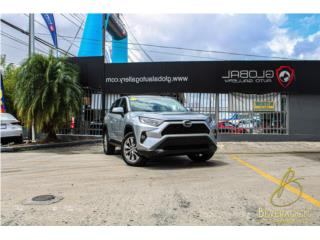2021 Toyota Rav4 *XLE Premium  FWD / SunRoof , Toyota Puerto Rico