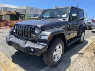 JEEP WRANGLER UNLIMITED 2021 STANDARD!!!!!, Jeep Puerto Rico