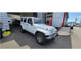 Jeep Rubicon 4x4 2013, Jeep Puerto Rico