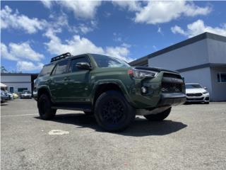 TOYOTA 4RUNNER TRD PRO 4X4 2020 , Toyota Puerto Rico