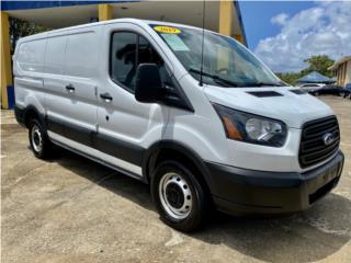 250 XLT CARGO VAN, Excelentes cond. , Ford Puerto Rico