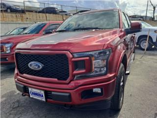 2018 FORD F150 FX4, Ford Puerto Rico