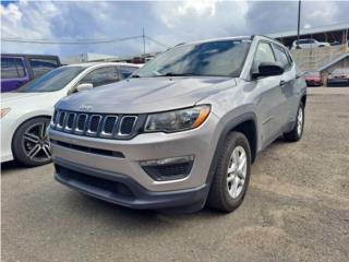 2018 JEEP COMPASS SPORT , Jeep Puerto Rico