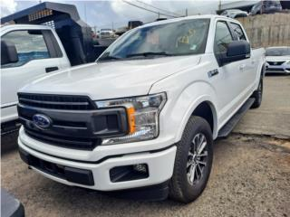 2020 FORD F150 XLT SPORT 4X4, Ford Puerto Rico