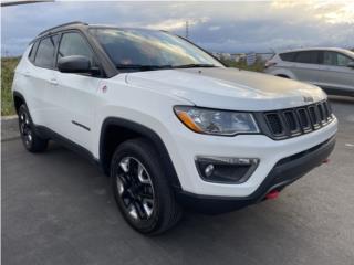 JEEP COMPASS TRAILHAWK 2018 4X4 EN OFERTA!!!!, Jeep Puerto Rico