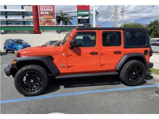 WRANGLER UNL SPORT 2020, Jeep Puerto Rico