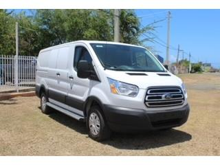 Ford Transit 250 2019 LOW ROOF CERTIFICADA, Ford Puerto Rico
