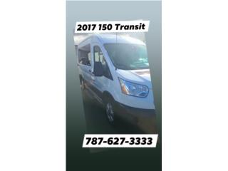 2017 Transit 150 Techo Mediano, Ford Puerto Rico