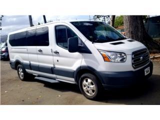 2018 FORD TRANSIT T350 PASAJEROS, Ford Puerto Rico