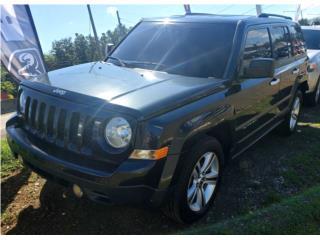 JEEP PATRIOT 2014, Jeep Puerto Rico