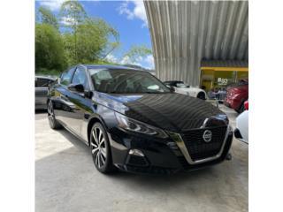 NISSAN ALTIMA 2019, Nissan Puerto Rico