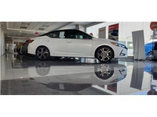 Nissan 2021 Sentra SR Desde $27,500.00, Nissan Puerto Rico
