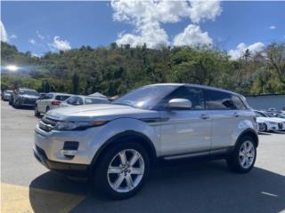 Land Rover EVOQUE , LandRover Puerto Rico