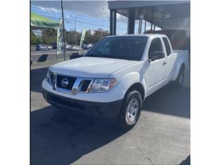 Pick up, Nissan Puerto Rico