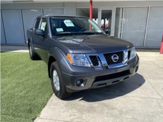 Nissan Frontier 2021 desde 28995, Nissan Puerto Rico