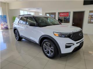 2021 FORD EXPLORER XLT , Ford Puerto Rico