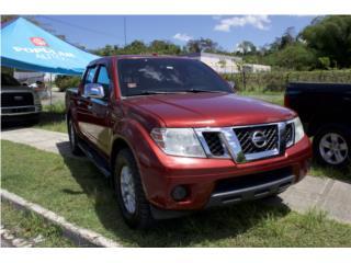 NISSAN FRONTIER NISMO SV 4PTS, Nissan Puerto Rico