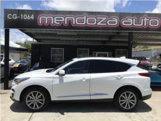 2021 ACURA RDX TECHNOLOGY NUEVA 0 MILLAS, Acura Puerto Rico