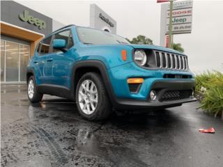 2021 Jeep Renegade-Garantia de por vida, Jeep Puerto Rico