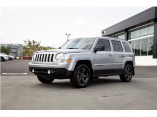 FALCON AUTO SALES- Jeep Patriot LATITUDE, Jeep Puerto Rico