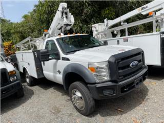 FORD F450 CANASTO TURBO DIESEL 2011, Ford Puerto Rico
