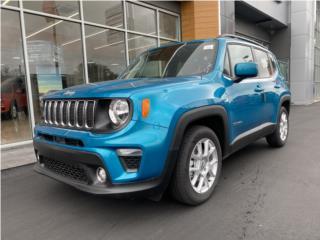 IMPORT Jeep Renegade Latitude 2021, Jeep Puerto Rico