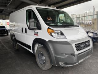 IMPORT RAM 1500 Promaster Wagon 2021, RAM Puerto Rico