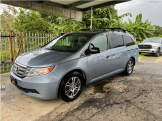 Honda Odyssey EX-L 2012 Aut , Honda Puerto Rico