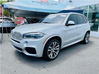 2016 BMW X5 eDrive Solo 28k Millas!, BMW Puerto Rico