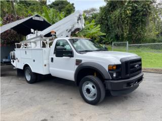 FORD F450 CANASTO 35' TURBO DIESEL 2009 , Ford Puerto Rico