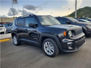Jeep Renegade 2021, Jeep Puerto Rico