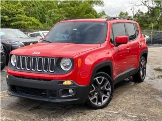 JEEP RENEGADE LATITUD, Jeep Puerto Rico