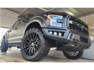 2016 Ford Raptor Panoramica, Ford Puerto Rico