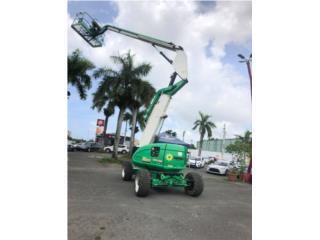 JLG MAN LIFT NOOM LIFT ARTICULADO JIRAFA, Equipo Construccion Puerto Rico