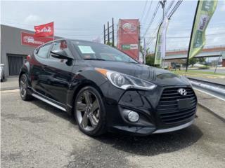 Hyundai Veloster Turbo MIRALA!!, Hyundai Puerto Rico