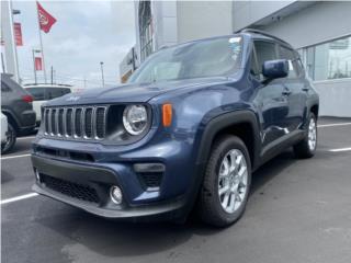 IMPORT Jeep Renegade Latitude 2021 , Jeep Puerto Rico