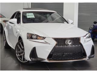 Lexus IS 350 (F-Sport) 2020 *Garantia 7/100*, Lexus Puerto Rico